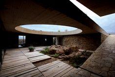 Casa Cururo Teresa Moller and FG Arquitectos