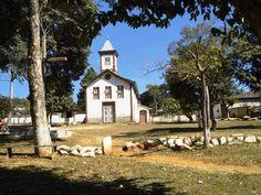São Gonçalo do Rio das Pedras, MG - Brasil - Igreja do Rosário
