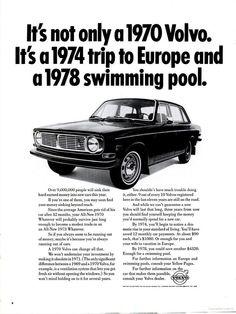 1970 Volvo ad