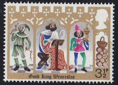 Royal Mail Christmas 1973