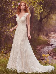 Tabrett Wedding Dress | Maggie Sottero