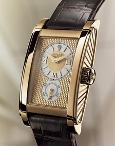 Check out this stunning Rolex Cellini Prince - Rolex Swiss Luxury Watch from the Cellini Collection!!   For more information regarding this timepiece, please be sure to visit http://www.cdpeacock.com/.
