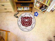 Missouri State Soccer Ball