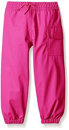 #Hatley #Mädchen #Regenhose #Splash #Pant, #Rosa-Pink, 2 #Jahre - Hatley Mädchen…