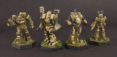 Wolfs Dragoons Epsilon Coy. Lance