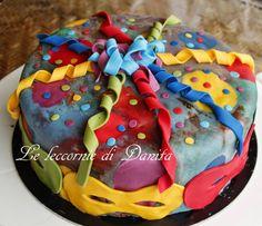 Le leccornie di Danita: Torta Arlecchino
