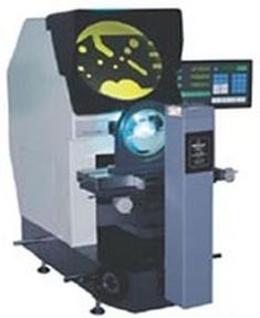 Projetor de perfil horizontal de 200 x 75 x 100 mm |  CPJ-3020W Rational Precision Instrument Co., Ltd