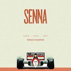 Think for Ayrton Senna