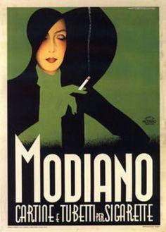 Modiano cigarettes