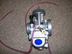 CR500 KX500 WR500 YZ490 RM500 RM465 YZ465 CR480 Keihin PWK 39mm Carburetor Carb | eBay