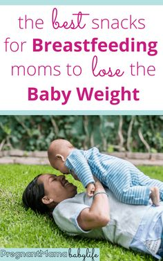 How to lose the baby weight whilte breastfeeding with these yummy milk friendly snacks!