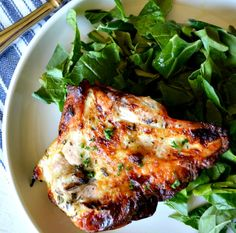 Buttermilk Roasted Chicken