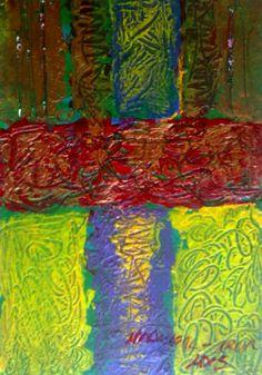 12 x 18 cm Acrilic 2015
