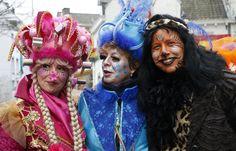 Carnaval in Mestreech/Maastricht - blog Daisy: http://daisypioneer.reis-blogs.nl/2015/02/21/hier-vieren-ze-het-beste-carnaval-brabant-vs-limburg/