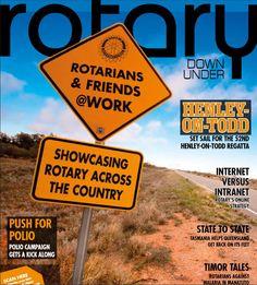 Rotary Down Under- Magazine