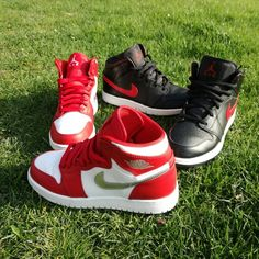 My shoes, nike jordan