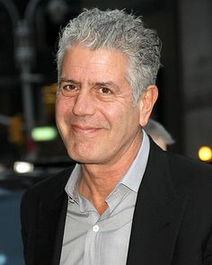 Anthony Bourdain talks  No Reservations , celebrity status