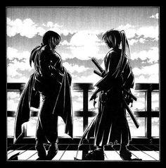 """""""'Til death parts us""""  Rurouni Kenshin"""