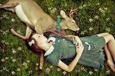 "Kelly Is Nice Photography | www.kellyisnice.com: Featured - ""Oh Deer"" by Kelly Is Nice Photography"