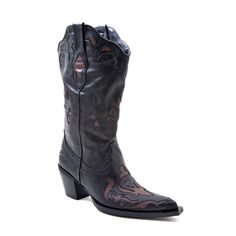 Roper Women's Scroll Inlay Western Boots - $84.99