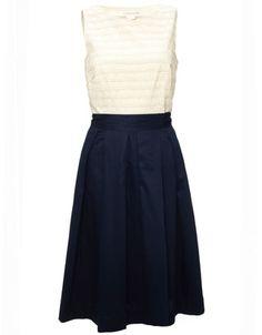 Monsoon UK - Laura Schiffly Bodice Dress