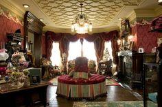 victorian era decor | Victorian Home Decor | Victorian Christmas...Year-Round! - Victorian ...
