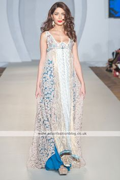Asian Fashion Blog: Amir Baig at Pakistan Fashion Week 3 London 2012