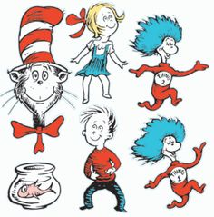 Free Cat In The Hat Clip Art | Cat In The Hat Decor - smart reviews on cool stuff.
