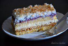 Vanilla Cake, Tiramisu, Food And Drink, Baking, Ethnic Recipes, Sweet, Cook, Cakes, Kuchen