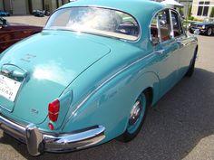 1961 Jaguar Mark II rear view Rear View, Jaguar, Vehicles, Car, Autos, Automobile, Cars, Vehicle