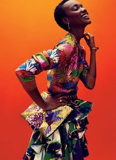 GLAMOUR MAGAZINE Herieth Paul by Billy Kidd. Vanessa Chow, December 2016, www.imageamplified.com, Image amplified (4)
