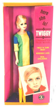 I still have doll, outfits,  necklace, earrings and purse!.. baby Serena is 7 today, but since she was 2, she's been after my Mod Era Franie doll (Barbie's cousin1967) - Serena went nuts when I gifted her Francie and Twiggy...Had to teach her all about Twiggy the MOD ERA ICON...