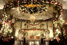 Wedding Stage, Event Decor, Hotel Offers, Wedding Planning, Wedding Ideas, Wedding Flowers, Wedding Decorations, Christmas Tree, Pure Products