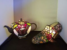 Stained Glass On Pinterest Stained Glass Lamps Stained Glass And Tiffany S