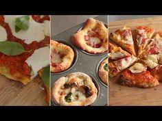 3 Perfect Pizza Recipes
