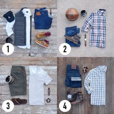 Well the week has come and gone so its time for a recap of the best looks. Which outfit do you like the best? #mycreativelook
