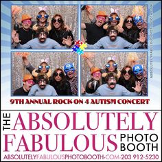 The #absolutelyfabulousphotobooth had an #extraordinary weekend recently. 6 gigs in three days. #saturday'a second gig was an event for #stamfordeducation4autism's #annual #concert at the #palacetheater in #stamford CT.  Call (203) 912-5230 for #PhotoBooth availability for your #CorporateEvent #HeadShots #Birthday #Sweet16 #Wedding #BarMitzvah #BatMitzvah #Fundraiser and all occasions in #NY #NJ #CT. @gigmasters #Gigpics #PicPicSocial #PicPlayPost #eventplanner #weddingplanner #entrepreneur…
