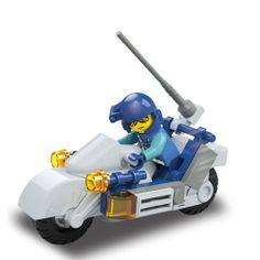 Sluban DIY FIREMAN IN ACTION Building Blocks Kids Toys - Blue Products- - TopBuy.com.au