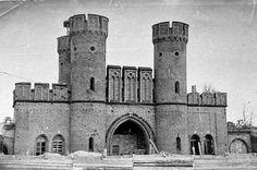 Friedrichsburg Gate in Königsberg (1945)