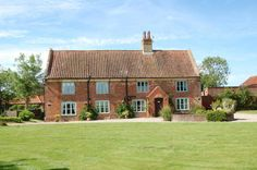 Grade II Listed period house in Norfolk