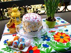 Easter bread - original Ukrainian recipe