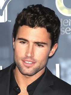 I get lots of emails from readers about curly hair. Most of the time guys just want to know how to: Brody Jenner