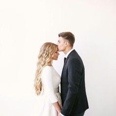 modest wedding dress a boat neck and full skirt