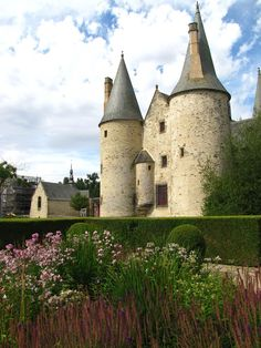 Credit Lea Favereau Jardin De Curiosites Jardin Medieval De La