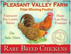 Pleasant Vally Farm - 70x50cm