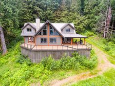 Gorgeous 5.6 acre retreat, perfect for day to day living or as the ultimate vacation spot. 4800 sq. ft. waterfront home w/ soaring vaulted ceiling, gourmet chef's country kitchen & plenty of space to spread out. Enjoy breathtaking views from your over 1000 sq. ft. deck or from throughout the house, & launch your boat from your private wharf & dock to enjoy world class Sturgeon & Salmon fishing! Excellent recreation close by. Only 10 minutes by boat from Harrison Hot Springs  #retreat…