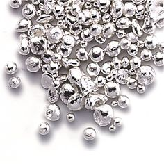 Sterling Silver Casting Grain for Jewelry by Rio Grande Jewelry Making Supplies