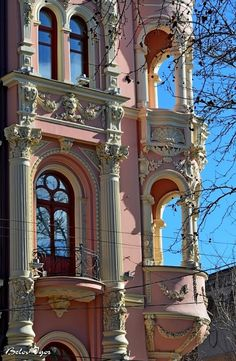 Bristol Hotel (Russian: Бристоль) is a hotel in Odessa, Ukraine. ~Repinned Via Renata Naxara