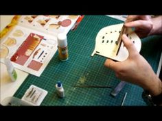 ▶ HMS Victory Part.1 Issue's 1 to 2 1/84 Scale - YouTube
