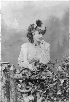 Lotta Crabtree, 1860s Saison Ciel